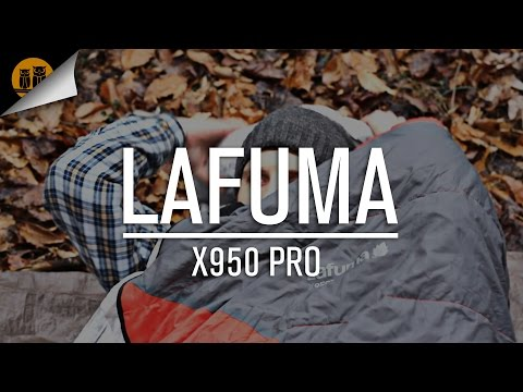 Lafuma x950 Pro | Sleeping Bag | Field Review