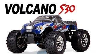 Redcat Volcano S30 RC Truck - 1:10 Nitro RC Offroad Truck