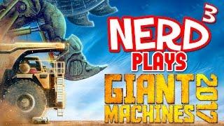 Nerd³ Plays... Giant Machines 2017 - Groß