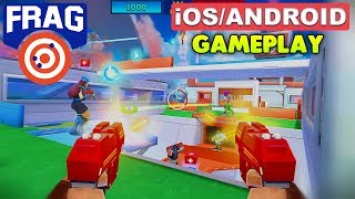 FRAG PRO SHOOTER - iOS / ANDROID GAMEPLAY
