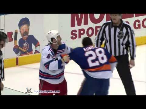 Zenon Konopka vs. Brandon Prust