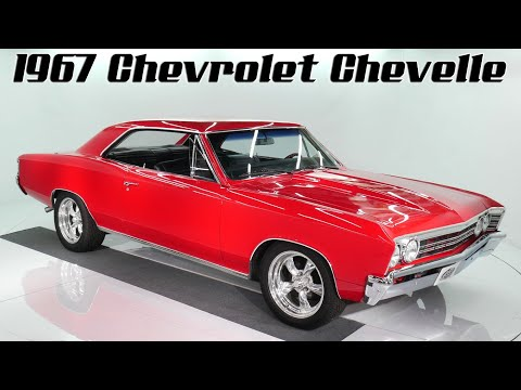 Video of '67 Chevelle - QCV8