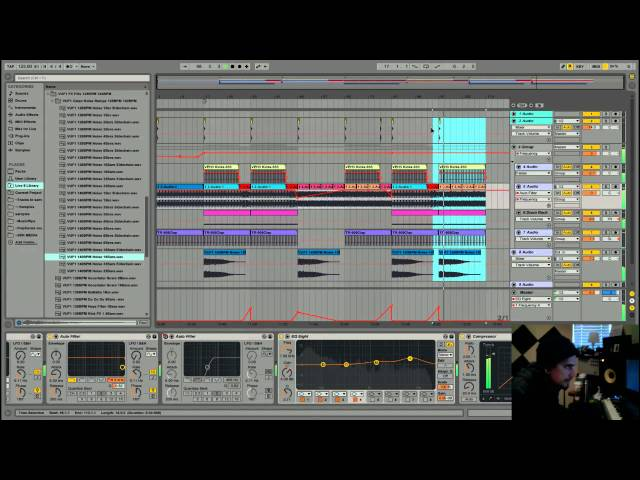 Lets Remix : Daft Punk - Get Lucky in Ableton Live 9