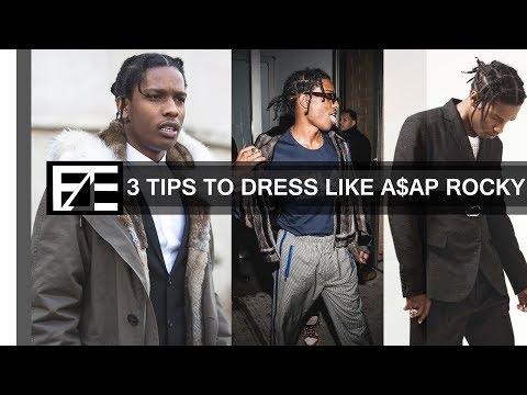 How to | Dress Like ASAP Rocky