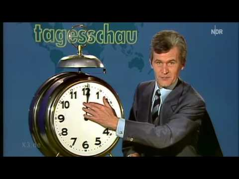 Uhrenumstellung   EXTRA 3   NDR