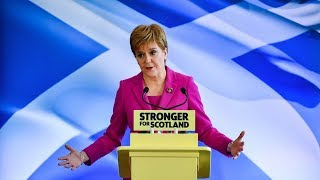 video: Nicola Sturgeon ready to make Jeremy Corbyn the next Prime Minister if there is a hung Parliament