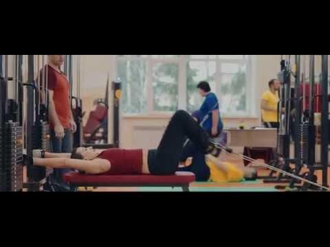 Gymnastik Hüfte Coxarthrose Behandlung zu Hause