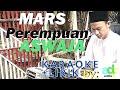 Mars Perempuan Aswaja instrument aldifa karaoke lirik chord Bm cover