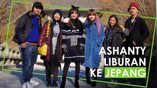 Anang Hermansyah dan Keluarga Liburan Ke Jepang, Ashanty Ingin Rasakan Salju di Hokkaido