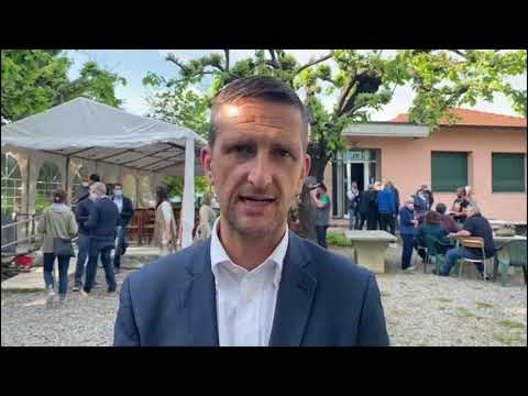 Comune e Alfa a Cascina Mentasti, per raccontare come arriverà la fognatura nel quartiere di Varese