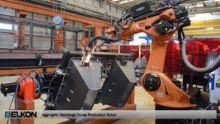 Industry 4.0 transformation in ELKON Factories - 2018