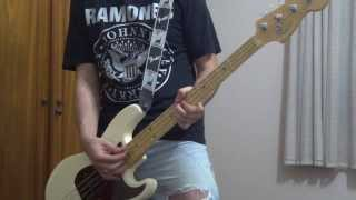 MONDO BIZARRO 04-Anxiety - Ramones Bass Cover