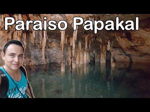 Paraíso Papakal, un cenote nuevo que deberías visitar en Yucatán – Cenotes Mexico
