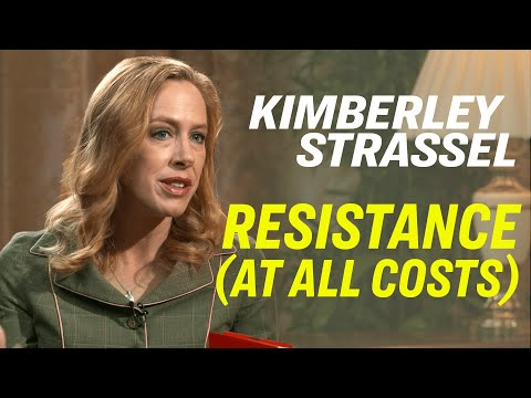 """Kimberley Strassel: """"How Trump Haters Are Breaking America"""" 