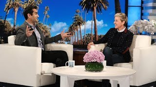 Comedian Kumail Nanjiani Just Told the Best Story Ever
