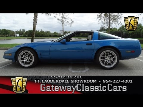 Video of '92 Corvette - KEPS