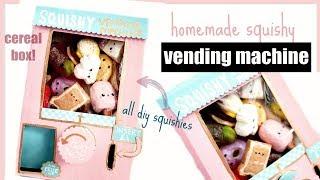 DIY SQUISHY VENDING MACHINE