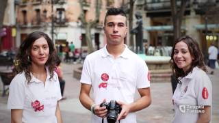 preview picture of video 'Video de los informadores turísticos de Zaragoza 2012'