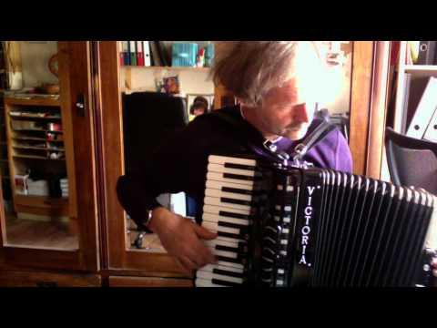 Piano-Akkordeon VICTORIA 78 Bässe