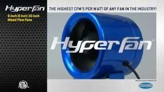 Hyper Fan Mixed Flow Fans