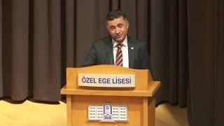 Yansı Eraslan, Aday Öğrenci Velilerine Seslendi