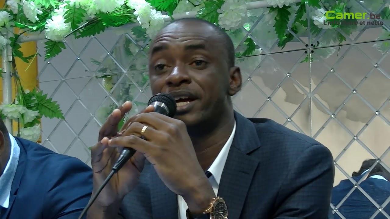 Cabral Libii répond aux questions de quelques Belgicains