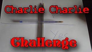 J'ai test le Charlie Charlie Challenge !! FR