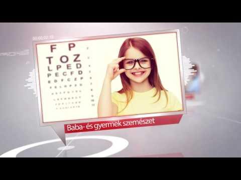 Progresszív myopia gyógyszerei