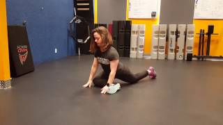 Mobility- Pigeon Pose- Glute and Hip Stretch