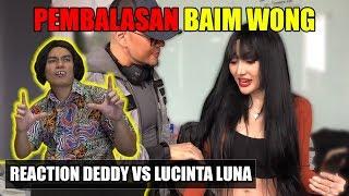LUCINTA LUNA VS DEDDY CORBUZIER adalah REKAYASA Bosquee !!?