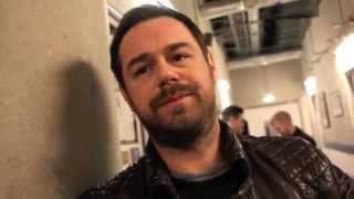 DANNY DYER TALKS OPENLY ABOUT FILM CAREER & SAYS ROLE AS MICK CARTER ON EASTENDERS IS A 'TOUGH GIG'