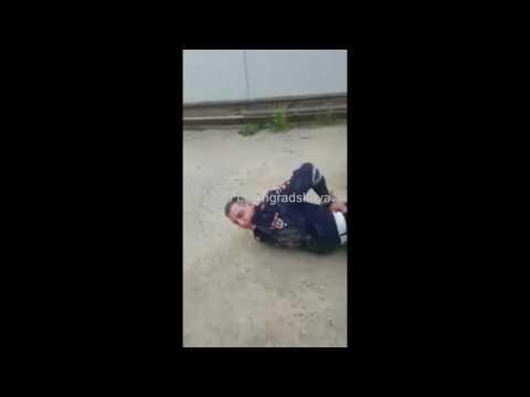 задержание полицейских гражданами РФ