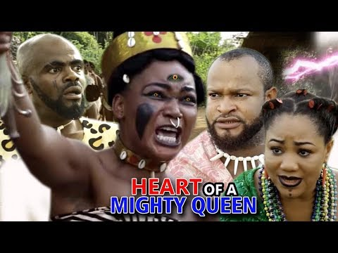 Heart Of A Mighty Queen Season 1 - New Movie | 2019 Latest Nollywood Epic Movie | New Nigerian Movie