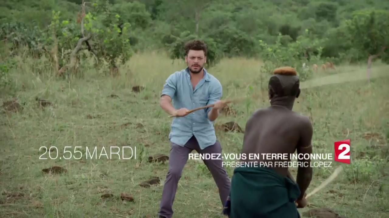 Bande-annonce Kev Adams chez les Suri d'Ethiopie - Rendez-vous en terre inconnue