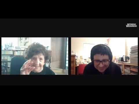 Conversación con Margo Glantz y Alejandro Zambra