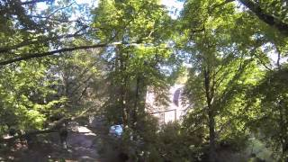 FPV mini Quad - old forest