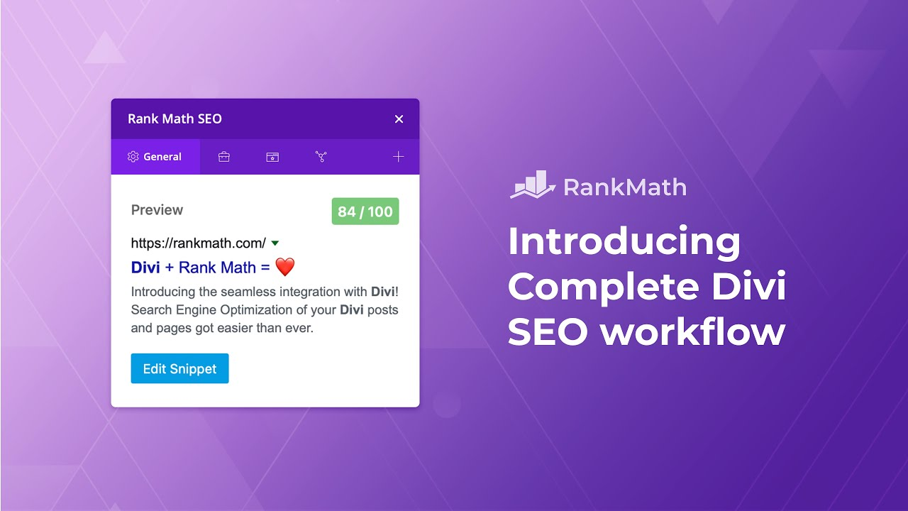 Introducing Complete Divi SEO Workflow