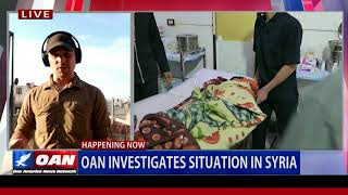 OAN Investigation Finds No Evidence of Chemical Weapon Attack in Syria