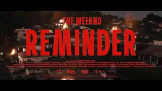 The weeknd - Reminder (REVERSE)