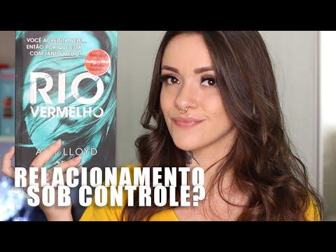 Papo RESENHA | RIO VERMELHO - Amy Lloyd