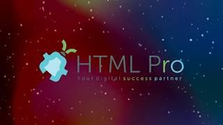 HTML Pro - Video - 3