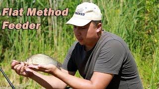 Прикормка флэт метод при ловле карася