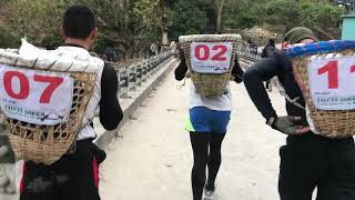 Doko Carry (CFT- Combat Fitness Test), One Of The Hardest Test Of Gurkha Selection