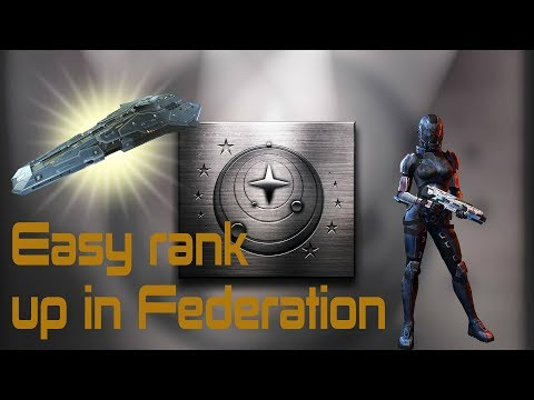 How to grind federation rank in Elite Dangerous - Dovacat