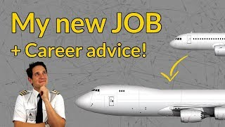 MY New JOB + CAREER Advice By CAPTAIN JOE