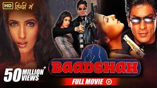 Baadshah - Full Movie   Shah Rukh Khan, Twinkle Khanna, Deepshikha   FULL HD   SuperHit Blockuster