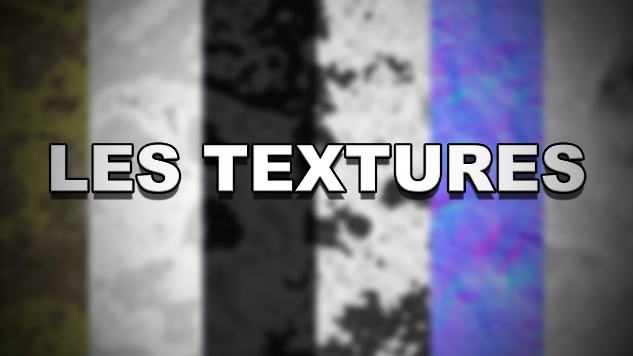 [UE4 TUTO FR] Les Textures
