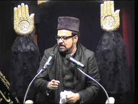 "Maulana Abid Bilgrami - Majlis1 - Ashra Zainabiya 1436 - ""Labbaik Ya Mahdi"""