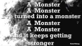 Imagine Dragons   Monster (Lyrics On Screen)