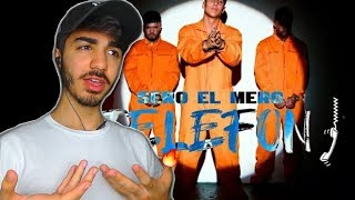 SEIN BESTER SONG ? Sero El Mero   Telefon (Official Video)   Reaction